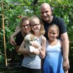 Captain´s Familie im Saarland