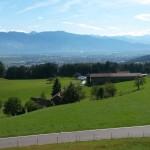 nochmal, Richtung Lichtenstein und Österreich