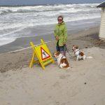 wo ist der Strand?